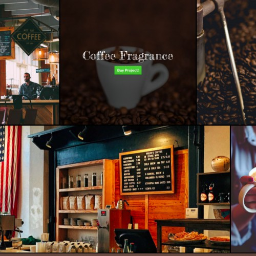 Coffee - Hover Images