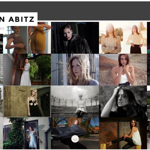 Photostories Fashion - Image Wall